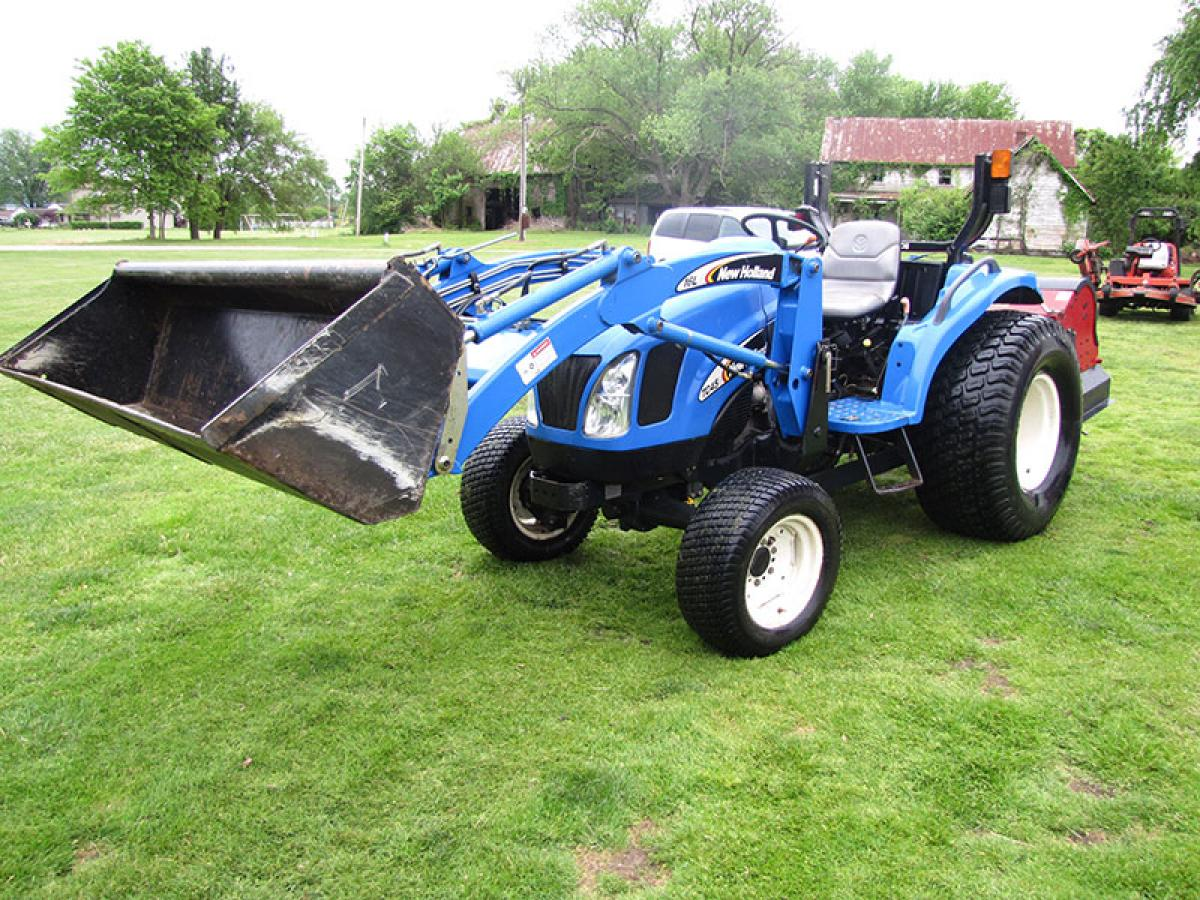 Turf Maintenance Amp Golf Course Equipment Auction The