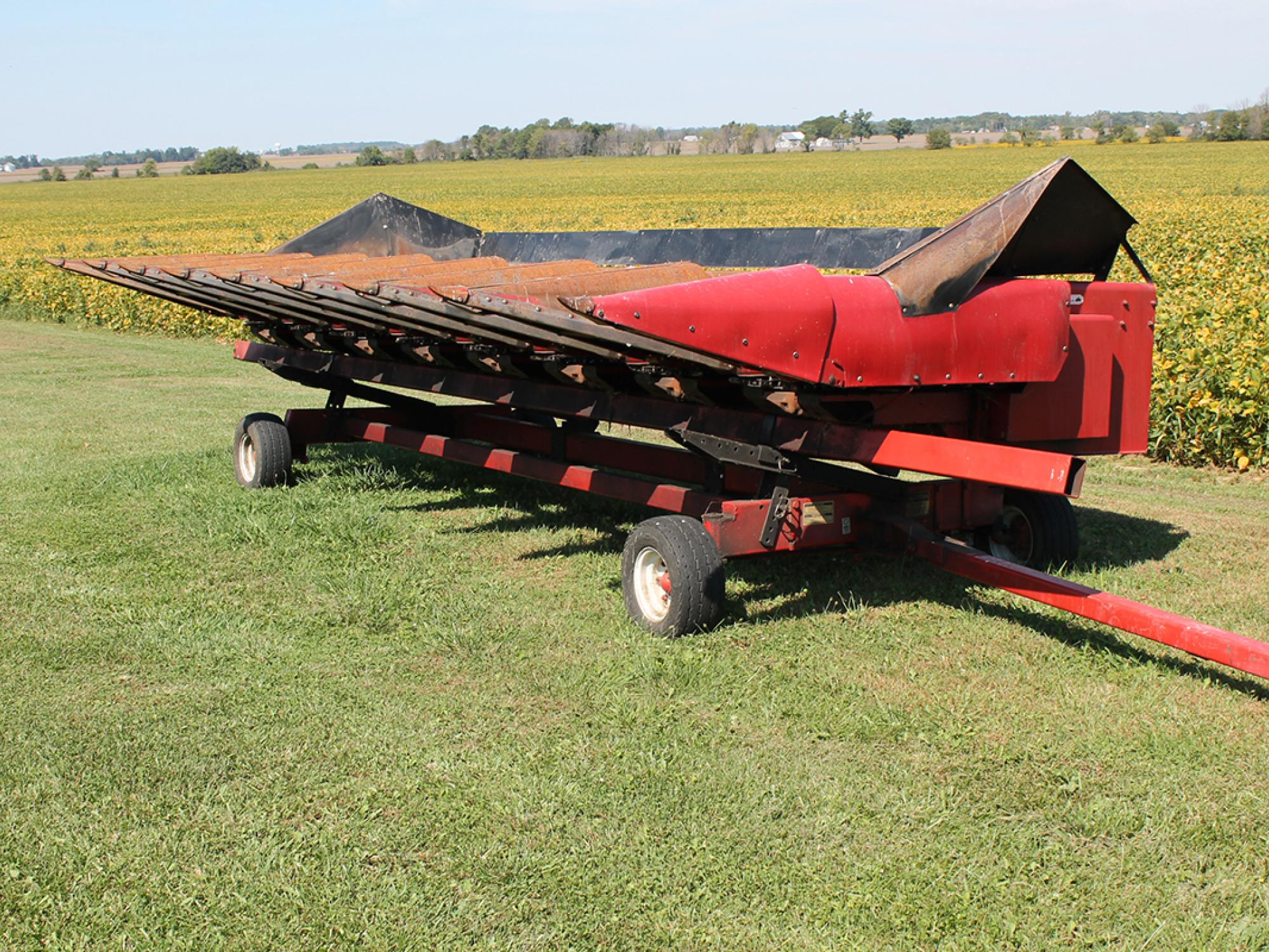 Cowman Farm Equipment Auction   The Wendt Group, Inc    Land and