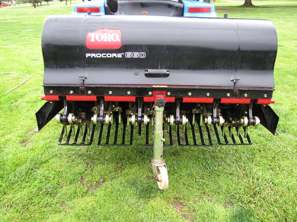 Turf Maintenance & Golf Course Equipment Auction | The Wendt Group
