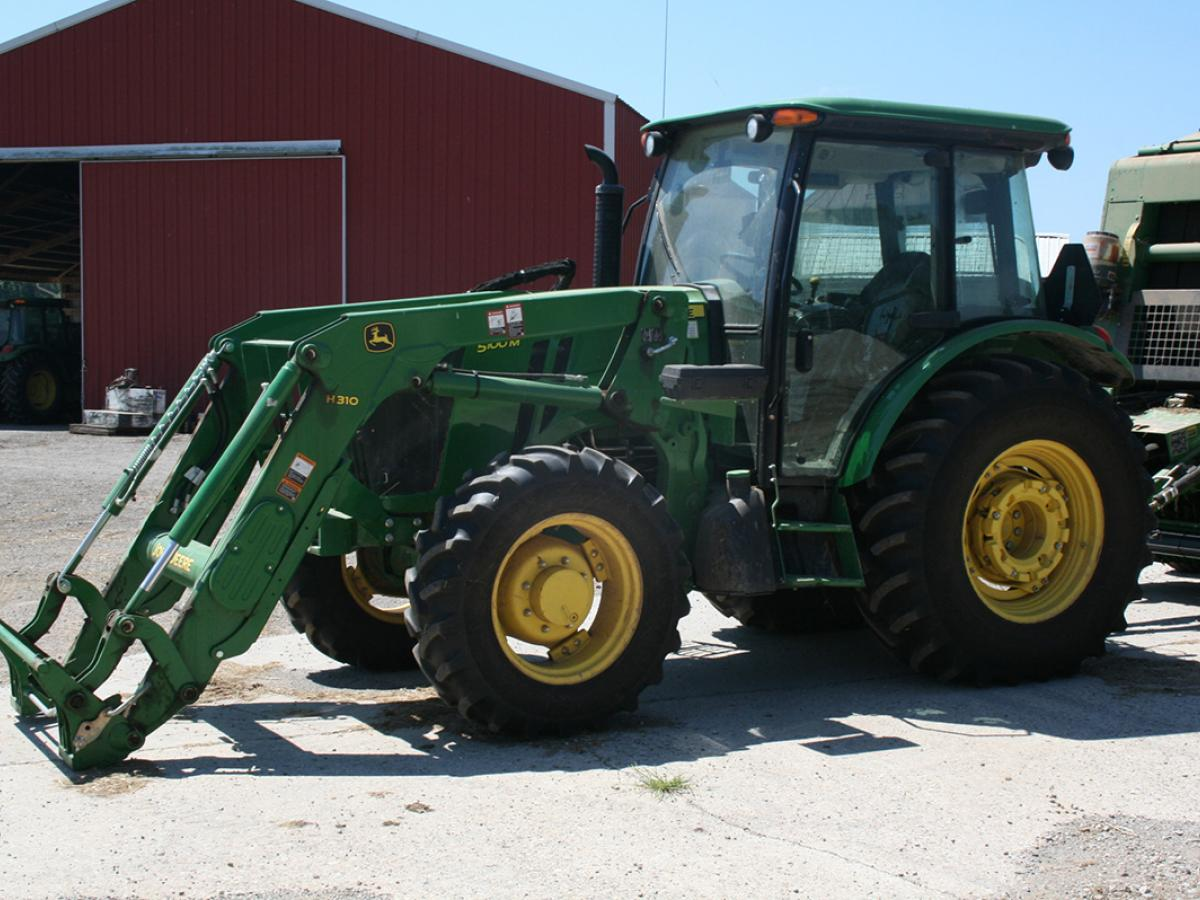 Morgan Farm Equipment Auction | The Wendt Group, Inc  | Land and