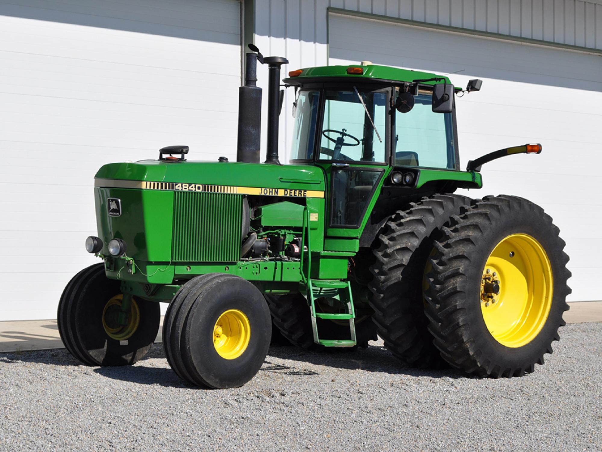 Delk Crosier Farms Inc  Equipment Auction | The Wendt Group, Inc