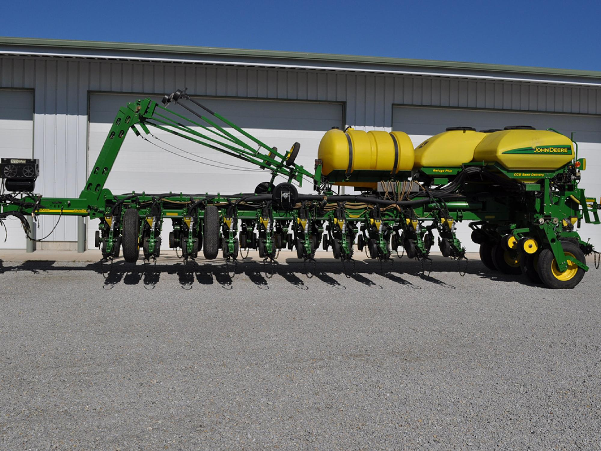 Delk Crosier Farms Inc  Equipment Auction | The Wendt Group, Inc